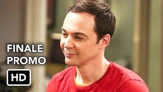 "The Big Bang Theory 10x24 Promo ""The Long Distance Dissonance"" (HD) Season Finale"