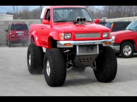 Monster Truck for sale at www.carmelmotorsports - YouTube