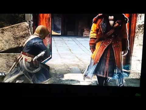 Παίζει ο Χρήστος Assassins Creed Black Flag