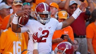 Alabama vs. Tennessee Highlights (2016)