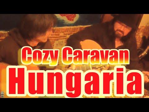 "[Cozy Caravan]""Hungaria""ハンガリア,Django Reinhardt,Gypsy Jazz,Jazz manouche,Gypsy Swing, コージーキャラバン, Q2n"