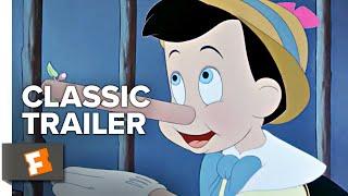 Pinocchio (1940) Trailer #1 | Movieclips Classic Trailers