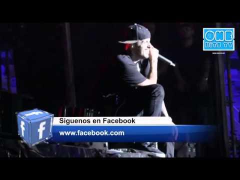 Nicky jam - Hasta el amanecer  (Live ) Espańa