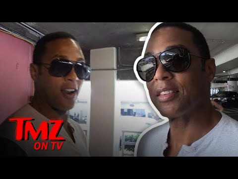 CNN's Don Lemon Compares TMZ To Cockroaches | TMZ TV