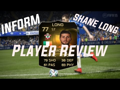 FIFA 15  IF Shane Long Player Review-FUT