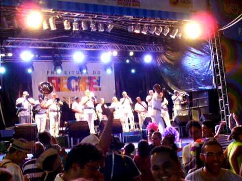 Cordão do Bola Preta-RJ (Carnaval 2011 Recife)
