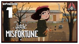 Let's Play Little Misfortune With CohhCarnage - Episode 1