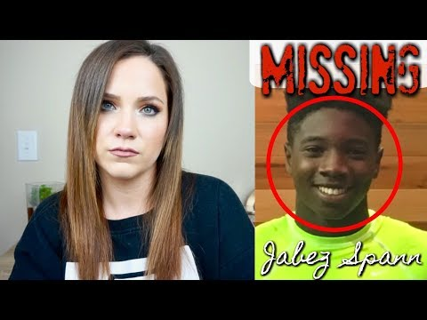 Where Is Jabez Spann Missing From Sarasota