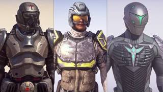 PlanetSide 2_ Factions Trailer