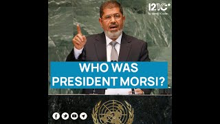 Video: Egypt's PM Mohamed Morsi