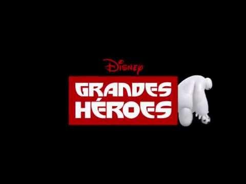 Grandes Héroes de los creadores de Frozen: Una Aventura Congelada y Ralph El Demoledor