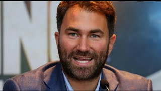 """BREAKING NEWS: (WOW) EDDIE HEARN WASTE NO TIME TO RESPOND TO RUIZ ! """"DEFEND BELTS OR GO TO COURT"""" !!"""
