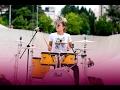 Rayani Martins Drum Cover - Pista de Skate