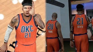 NBA 2k17 MyCAREER - Perfect 82 - 0 Season in Jeopardy! Most Intense Game of our Season! Ep. 148