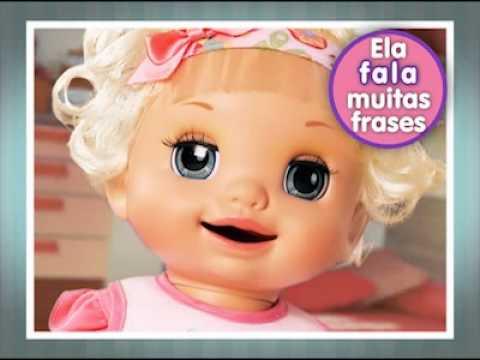Ri Happy - Boneca Baby Alive Hora do Troninho