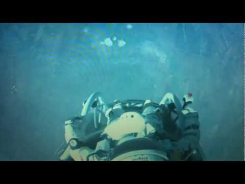 image vidéo Felix Baumgartner a franchi le mur du son en chute libre