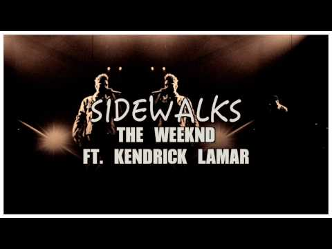 The Weeknd – Sidewalks (Lyrics) || Marvins Fame