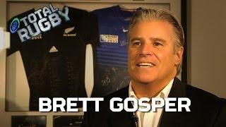 [RUGBY LOOKAHEAD] IRB Chief Executive Brett Gosper
