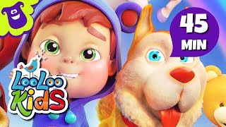 Bingo - THE BEST Nursery Rhymes and Songs for Children | LooLoo Kids
