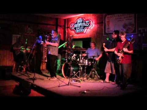 Alan Greene Blues Jam 4-10-11 Funky Bitch by Son Seals