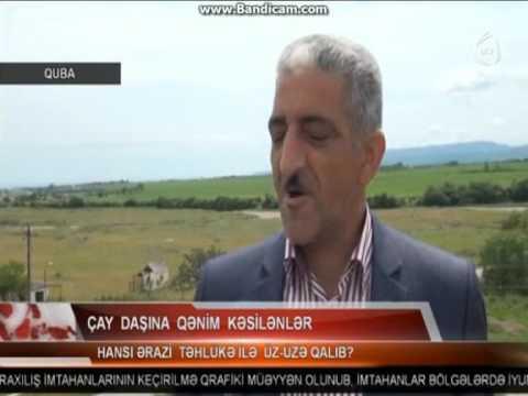 Rauf Bayram Atv xeber Quba das karxanalari