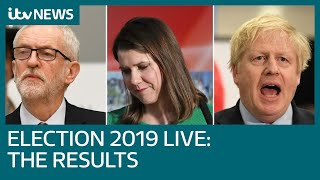 Election 2019 Live The Results  ITV News