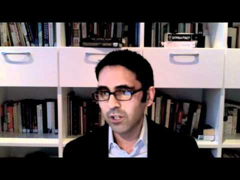 "Umair Haque – ""The End of Opulence"" – shown at TEDxOxbrige 2011"