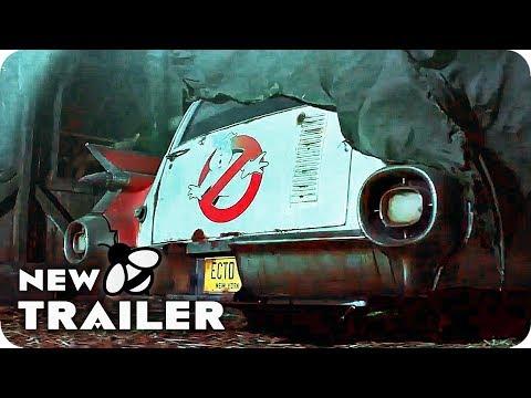 GHOSTBUSTERS 3 Teaser Trailer (2020) Jason Reitman Ghostbusters Sequel