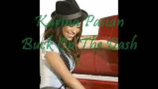 Watch Karina Pasian Buck On The Dash video
