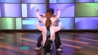3 Amazing Kid Hip Hop Dancers on Ellen DeGeneres Show (10_04_2010)