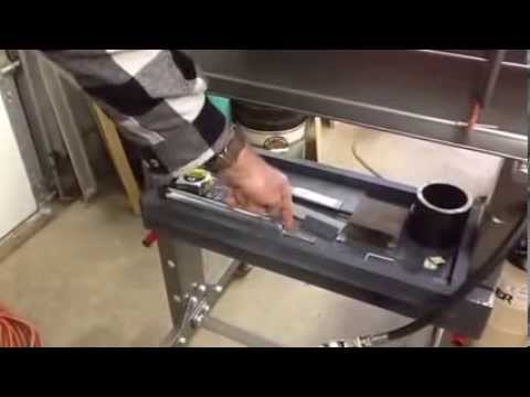 Harbor Freight 20 Ton shop press 60603 review