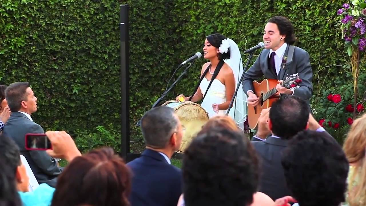 quotno matter where you arequot us the duo live wedding