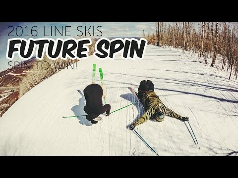 2016 LINE SKIS Future Spin