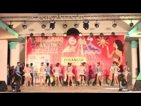Polangui Municipal Night sa Daragang Magayon Festival 2014