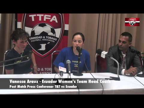 What the Ecuador Coach Said after defeating T&T