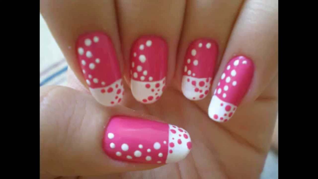 Nail Art Designs Suitable To Zebra Acrylic Nail Art