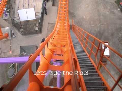 Speed of Sound Walibi Holland Eerste Onride