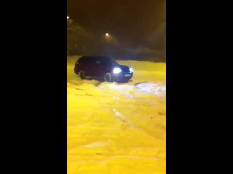 Range rover sport snow donut