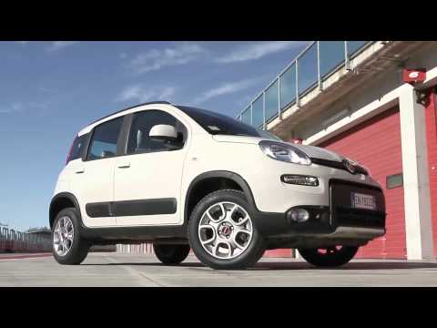 Gente Motori Fiat Panda 4x4 0.9 TwinAir Turbo