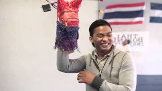 Tony Jaa: Thai Boxing Institute in Los Angeles (2015)