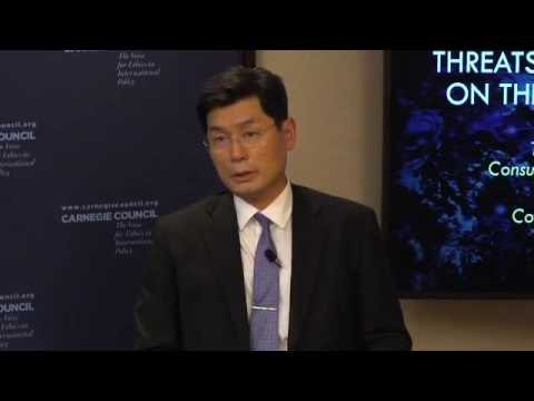 The Hon. Gheewhan Kim: Threats and Opportunities on the Korean Peninsula