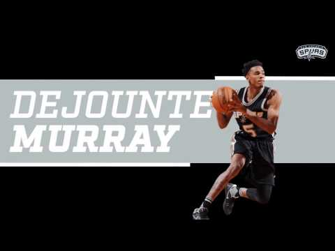 Austin San Antonio Spurs Rookie Dejounte Murray Scores 24 Points
