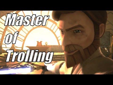 Obi-Wan Kenobi - Master of Trolling
