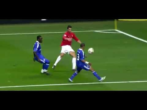 Michael Carrick vs Chelsea - 2008 UEFA Champions League Final