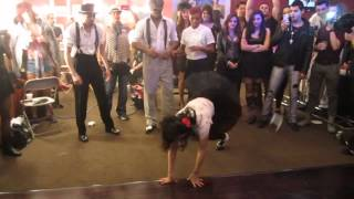 Swing dance/ Break: Behind the Scenes Gloria Estefan Hotel Nacional
