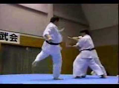 Kyokushin Karate Breaking Image 1