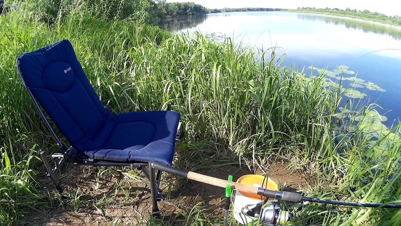 Все для рыбалки своими руками кресло