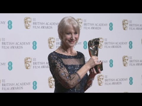 BAFTAs 2014: Helen Mirren on Prince William calling her 'granny'