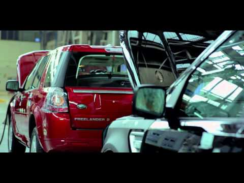 Introductory Video about JLR India and Tata Motors (India's biggest automotive company)