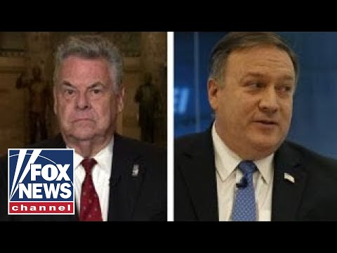 Rep. Pete King: Pompeo will do outstanding job
